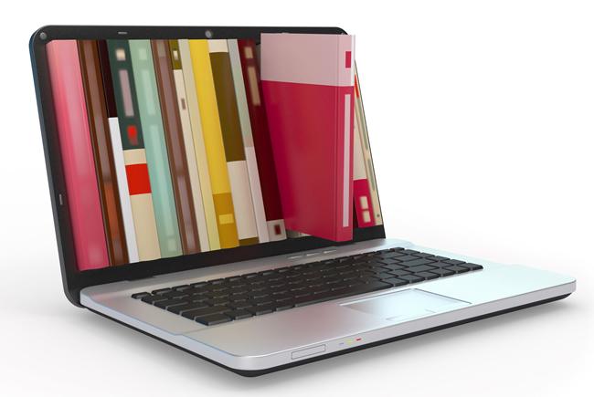 livres electroniques vendus sur internet